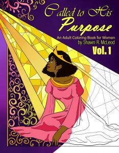 Adult coloring book for women